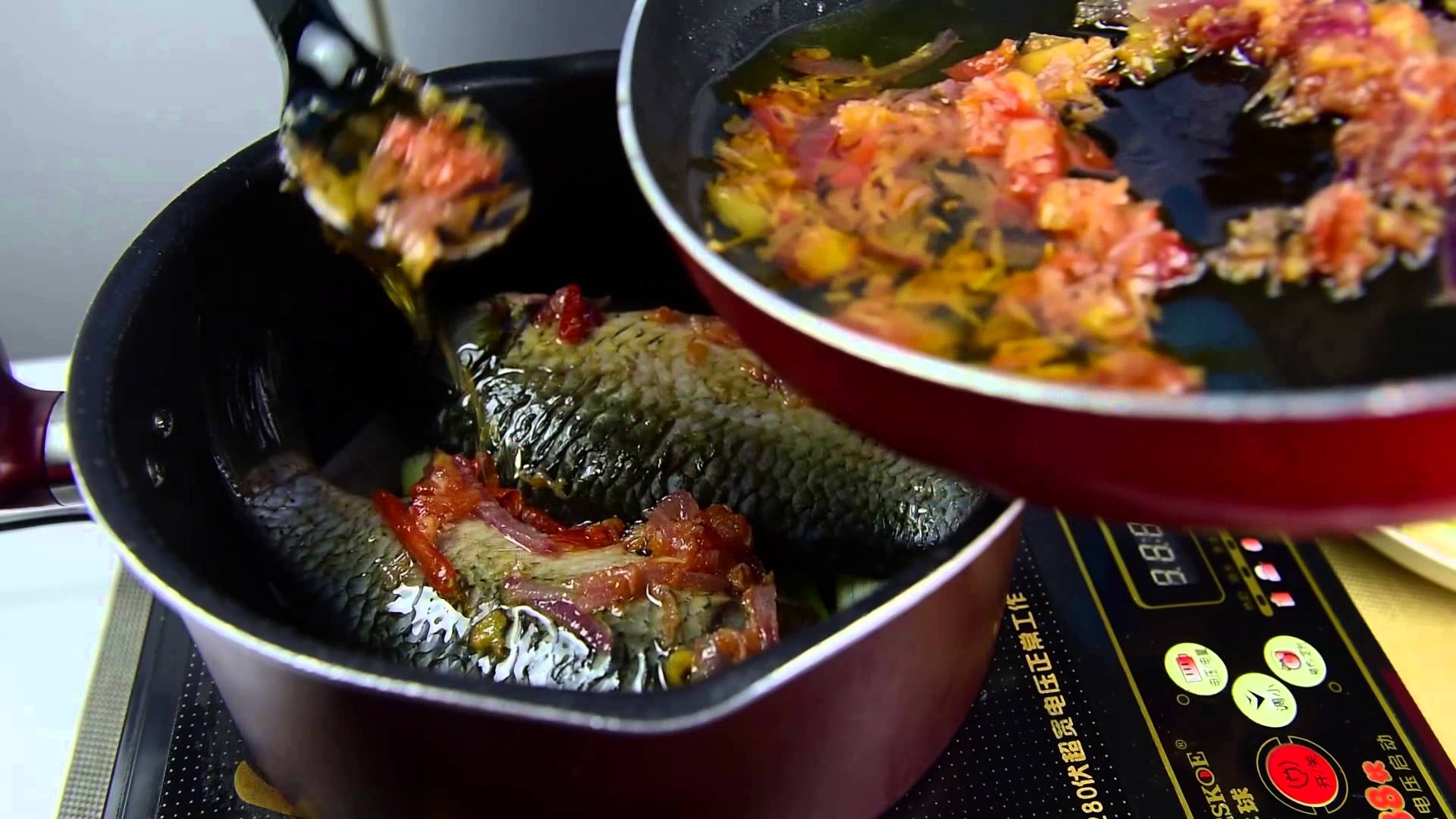 Voici comment cuisiner le poisson la fa on malgache for Poisson a cuisiner