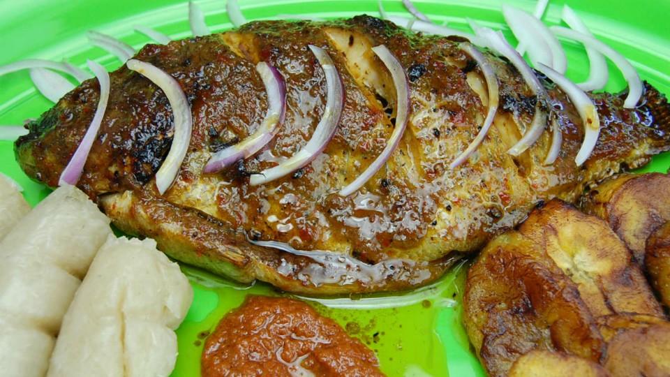 Comment cuisiner le tilapia la fa on malagasy - Comment cuisiner les crevettes congelees ...