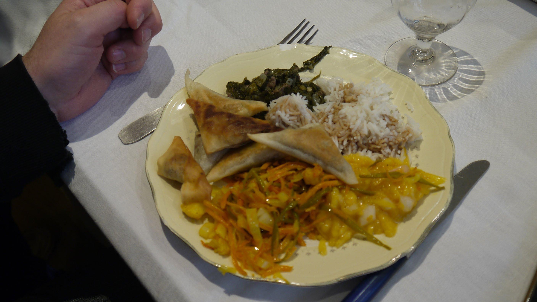 Video voici comment pr parer un repas complet malgache cuisine - Comment dessaler un plat cuisine ...