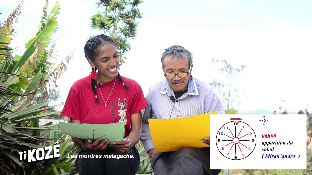 VIDEO. Comment les Malgaches lisent l'heure en fonction de la nature