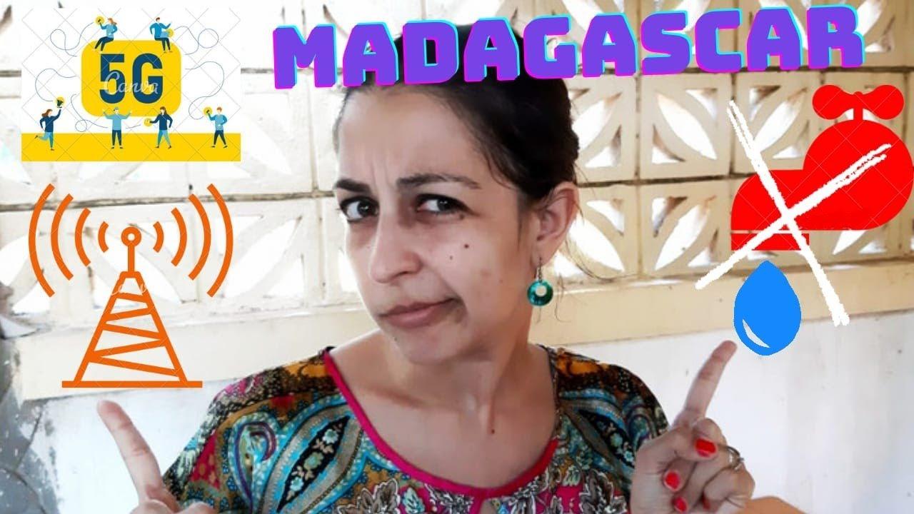 VIDEO. Installée à Madagascar, elle raconte comment elle survit aux délestages et coupures d'eau