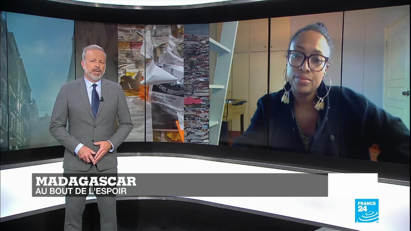 VIDEO. Un reportage de France 24 sur la famine dans le sud de Madagascar