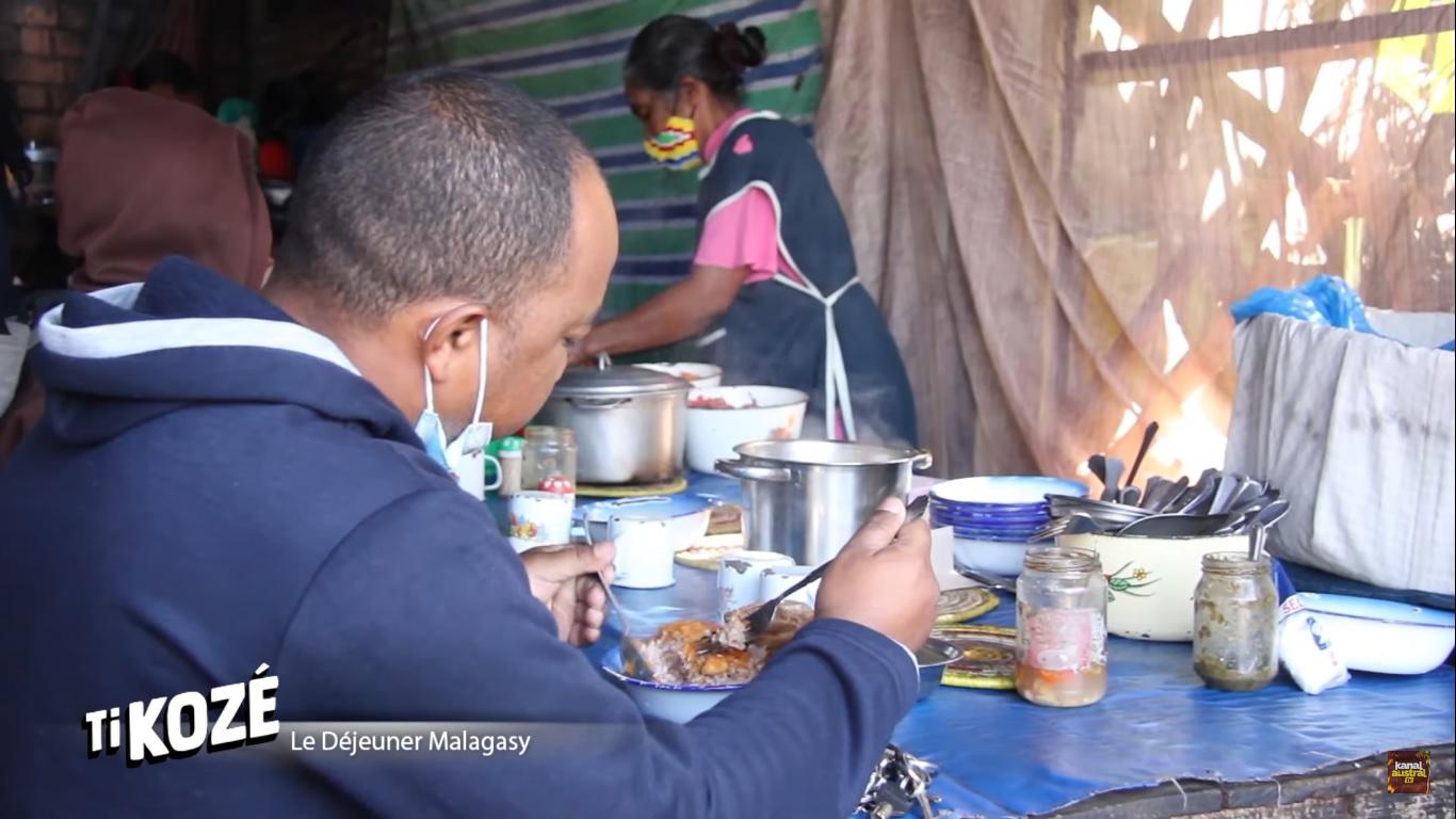 VIDEO. Un documentaire sur le petit déjeuner typiquement malgache